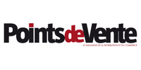 Logo du magazine Points de Vente